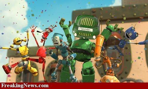 Funny robot pics