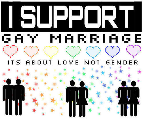 LGBT wallpaper called Gay Support