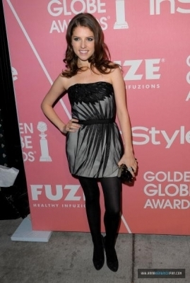 Golden Globes Young Hollywood Party - Arrivals
