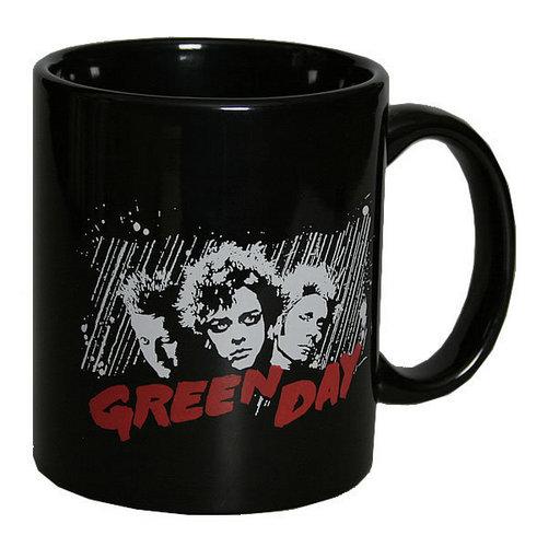 Green Day Mug