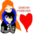 Gwen , Kevin - gwen-tennyson fan art