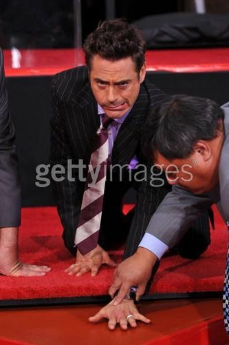Hand And Foot Print Ceremony