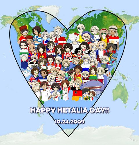 Happy Hetalia Day