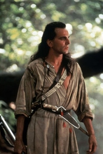 The Last of the Mohicans wallpaper probably with a surcoat and a tabard titled Hawkeye