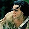 The Last of the Mohicans fotografia containing a portrait entitled Hawkeye