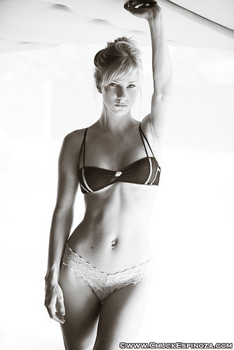 Heather Morris (Brittany)
