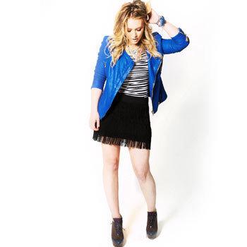 Hilary - Nylon Photoshoot