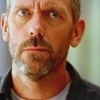 Dr. Gregory House photo containing a portrait called House <3
