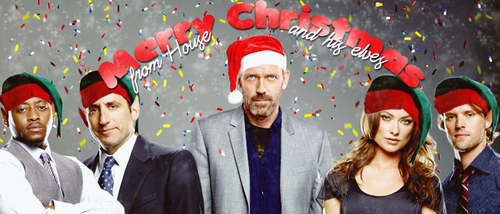 House MD - Christmas Style :)