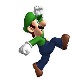 I'm a Luigi #1