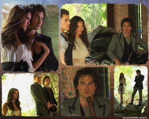 Ian and Nina photoshoot