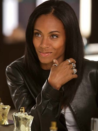 Jada Pinkett Smith-The Seeker - the-host Photo
