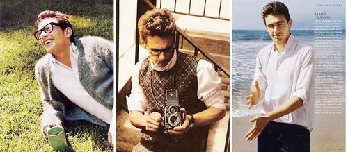 James Franco's Picspam
