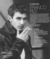 James Franco's Picspam