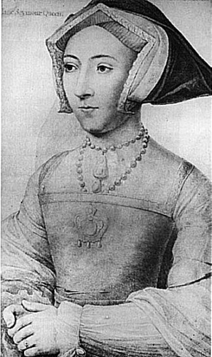 Tudor History Обои entitled Jane Seymour, 3rd Queen to Henry VIII