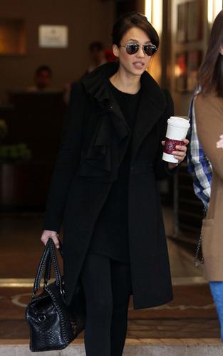 Jessica in LA