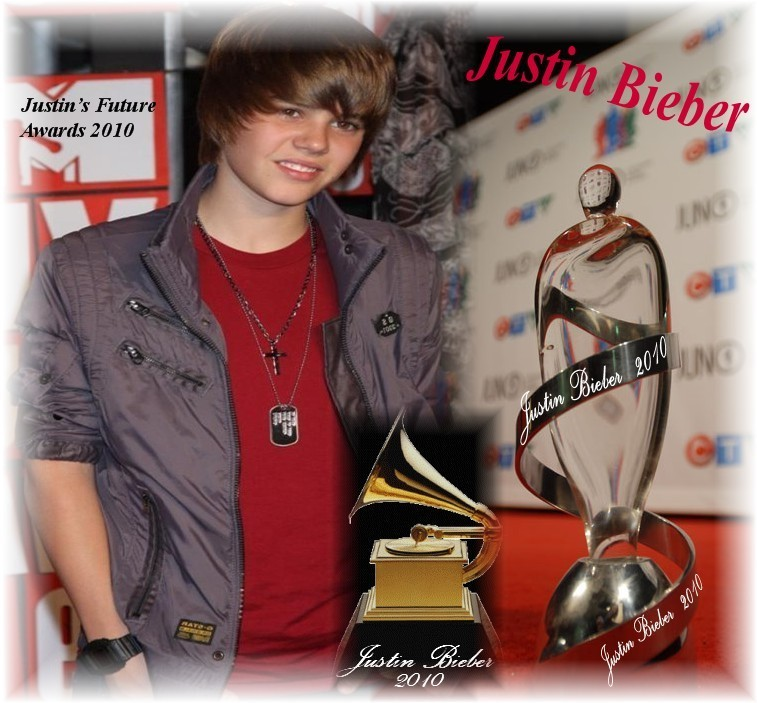 Justin Bieber future 2010 awards