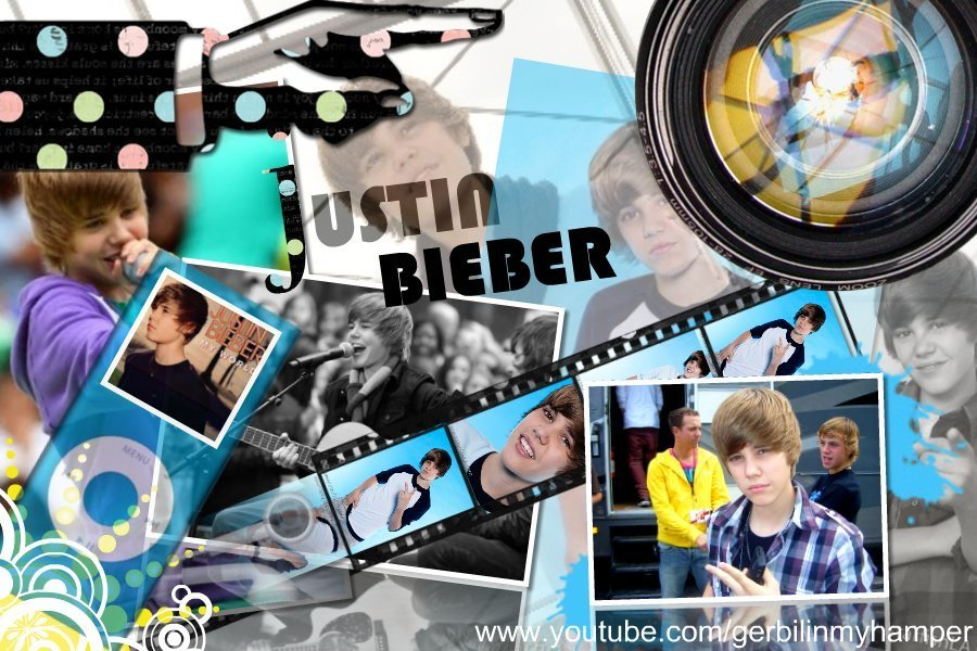 bieber yourself. poster yourself
