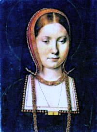 Katherine of Aragon, 1st reyna of Henry VIII