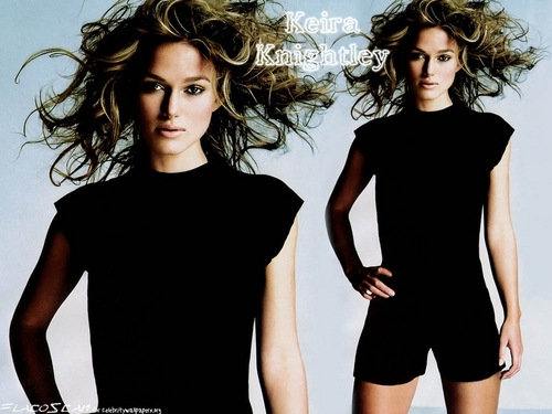 Keira  - keira-knightley Wallpaper