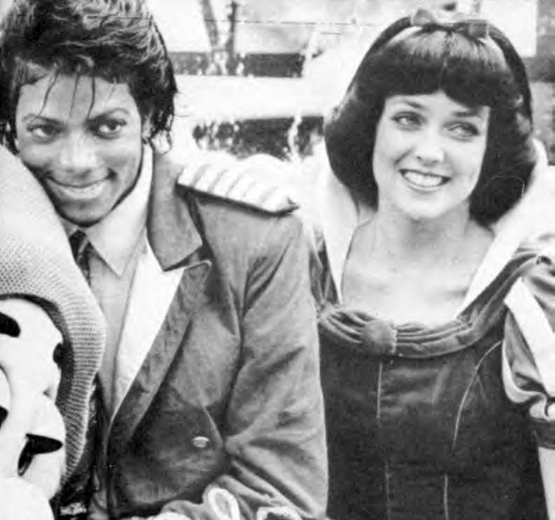 King of Pop and Snow White