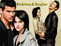 Kristen & Taylor (1600x1200) - jacob-and-bella wallpaper