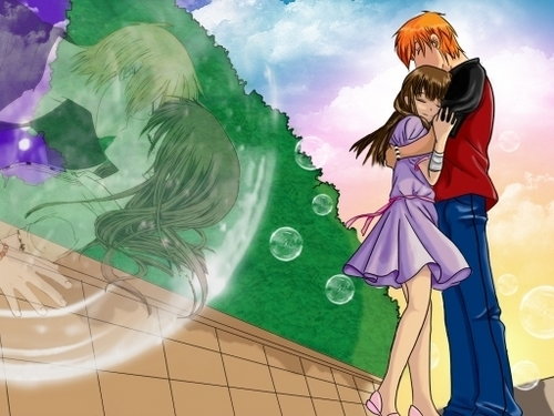 Kyo and Tohru Forever