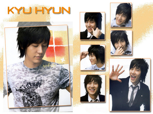 Super Junior wallpaper with a portrait titled Kyuhyun