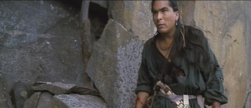 The Last of the Mohicans দেওয়ালপত্র titled Last of the Mohicans