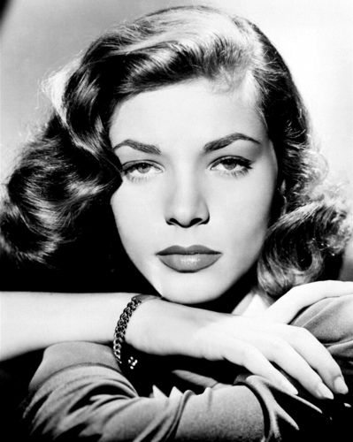 Classic Movies wallpaper possibly with a portrait titled Lauren Bacall