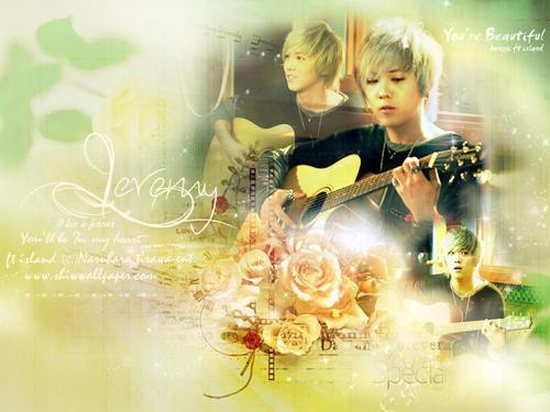 "Lee Hong Ki in ""You're beautiful"""