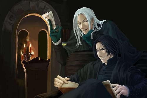 Lucius/Severus