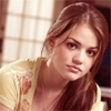 Lucy Hale photo with a portrait entitled Lucy Hale