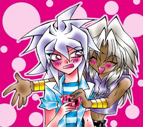 Marik & Bakura