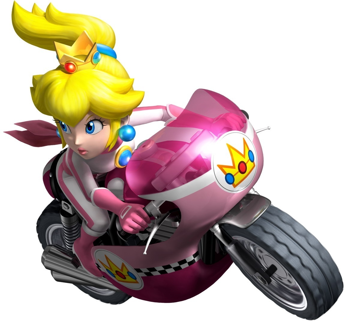 peach and daisy images mario kart wii hd wallpaper and
