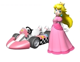peach and daisy images mario kart wii wallpaper and