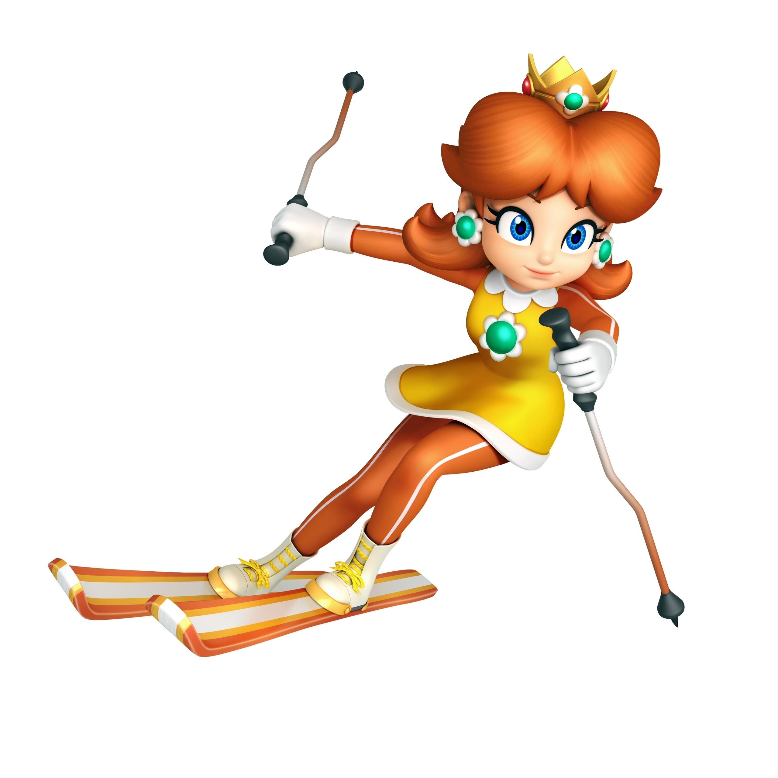 Mario Princess Daisy