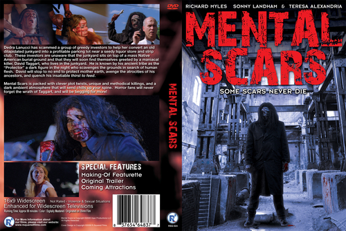 Mental Scars DVD Cover