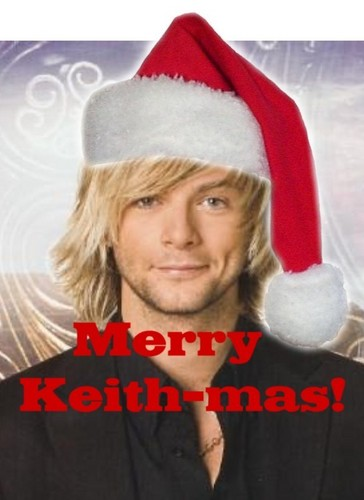 Merry Keith-mas!!!