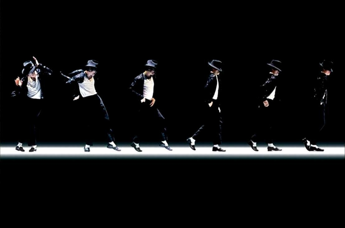 michael jackson the moonwalk