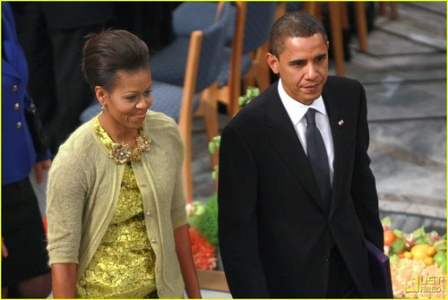 Michelle Obama is Nobel Prize Perfect