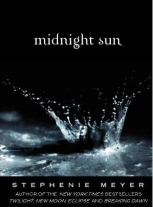 Midnight Sun wallpaper containing a sunset called Midnight Sun Cover