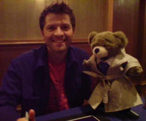 Misha and Cas-Bear