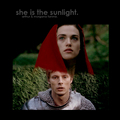 Morgana and Arthur