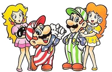 ✿Princesa Daisy:Mi Información✿ NES-Open-Tournament-Golf-luigi-and-daisy-9373356-380-245