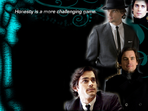 White Collar wallpaper containing a business suit, a suit, and a well dressed person entitled Neal