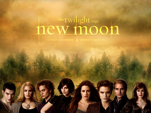 NewMoonMovie Wallpapers <3