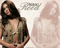 Nikki Reed - twilight-crepusculo wallpaper