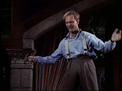 Frasier wallpaper called Niles Crane
