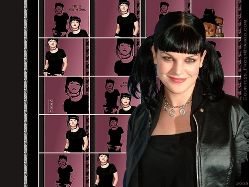 OK, who did this? - abby-sciuto Wallpaper